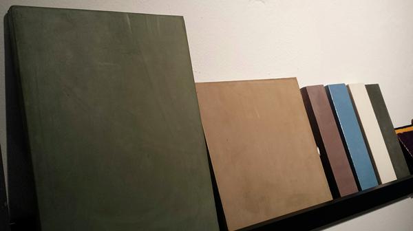 Cotto Colorato • Materica Milano • Materiali